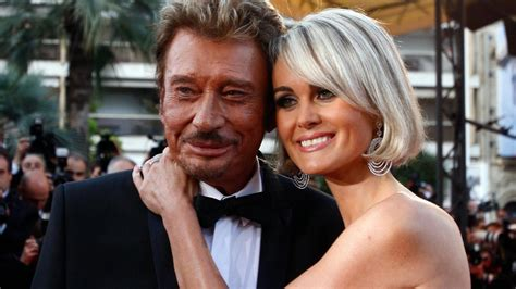 Hallyday's children to fight €100m bequest to fourth wife