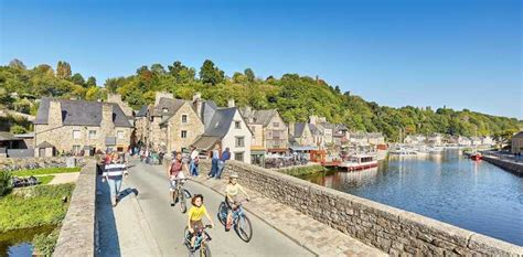 Saint-Malo to Arzal - Cycle route 2 in Brittany: St-Malo