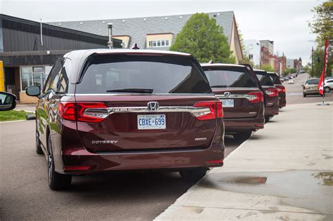 First Drive: 2018 Honda Odyssey | Canadian Auto Review