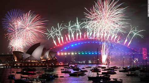 See New Year's Eve celebrations around the world - CNN Video