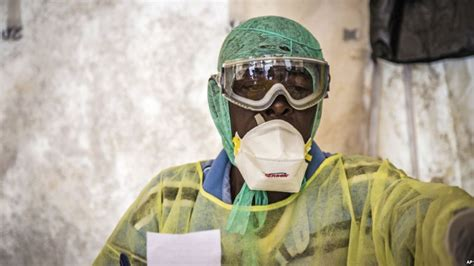 WHO adopts measures to stop Ebola outbreak in DR Congo