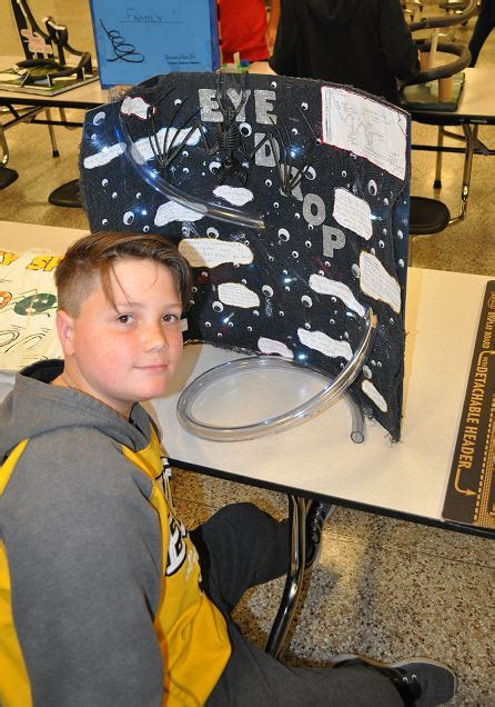 Noe Middle School roller coaster design project | JCPS