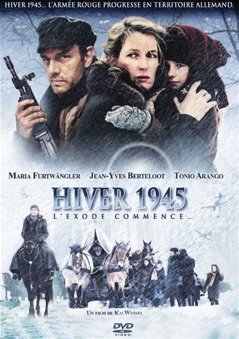 Hiver 45: L'exode commence - Seriebox