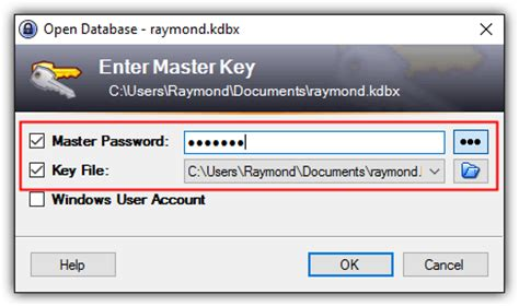 KeePass is a Powerful and Extensible Free Password Manager