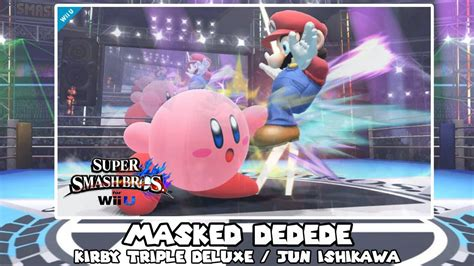 Music to Smash to - Day 73 - Masked Dedede (Kirby Triple