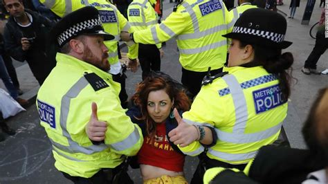 Extinction Rebellion protests climate change inaction