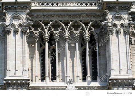 Gothic Cathedral Windows Stock Photo I1113754 at FeaturePics