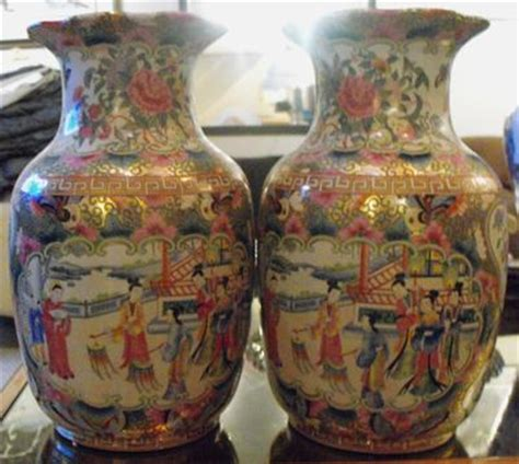 Help to identify Chinese vases please