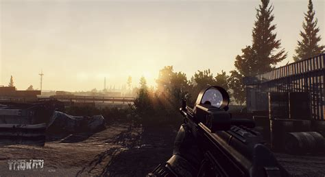 Escape from Tarkov screens show current Alpha state - VG247