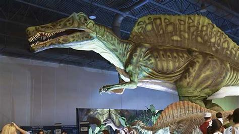 Louisville to travel back in time with life-size dinosaurs