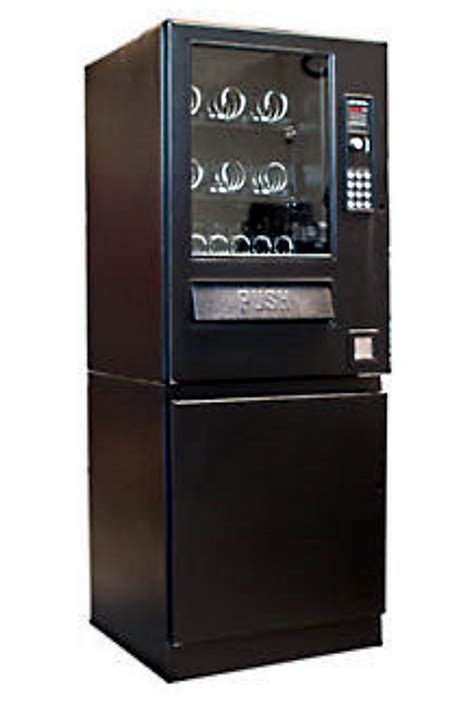 CS12 Automatic Products small vending machine for snacks