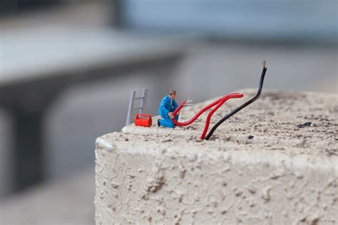 Little People - A Beautiful Miniature Photography Series