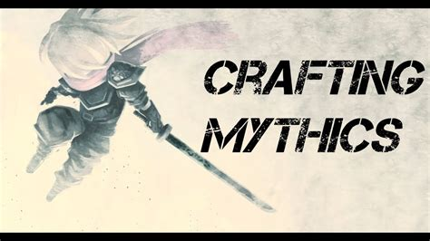 Crafting Mythic Gear!!! Tap Titans 2 - YouTube