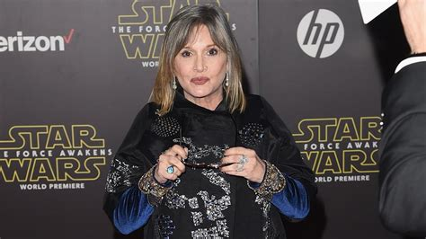 Carrie Fisher, 'Star Wars' Princess and Prolific Writer