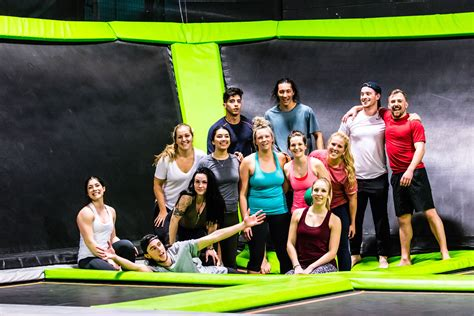 Trampoline and Laser Tag – Montreal's party and event center