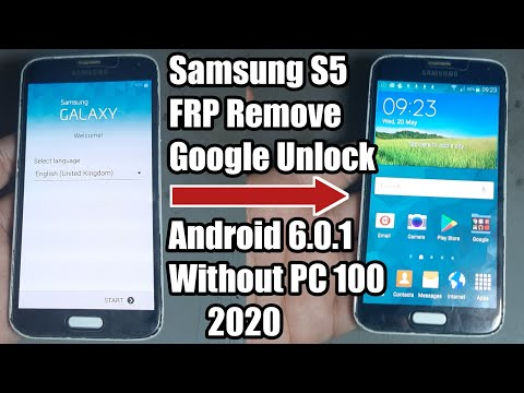 How to Bypass Google Verification Galaxy S5 Neo, Remove