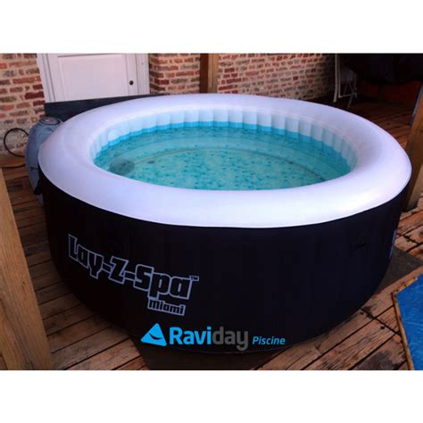Spa gonflable Bestway Lay-Z-Spa Miami