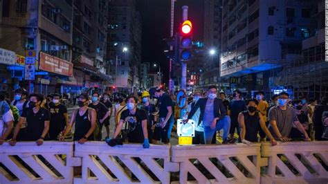Hong Kong protests: With city divided, Beijing tries new