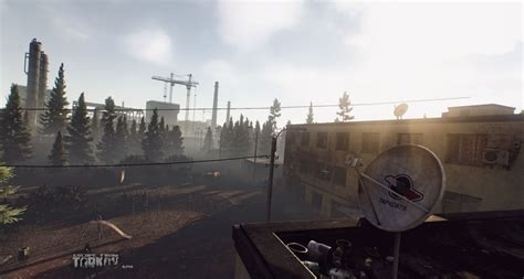 Escape from Tarkov screens showcase the game's dynamic day