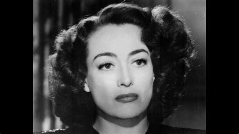 """Joan Crawford: """"The Hollywood Greats"""" Documentary 1978"""