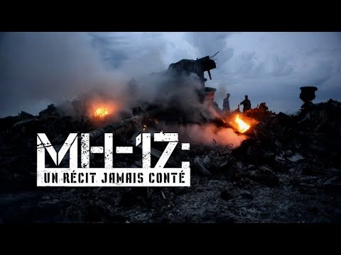 Inside the crash site where Malaysia Airlines Flight MH17
