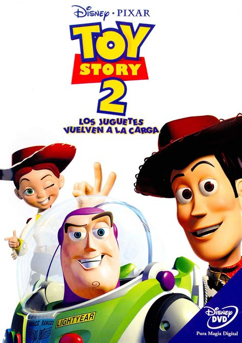 Jaquette/Covers Toy Story 2 (Toy Story 2)