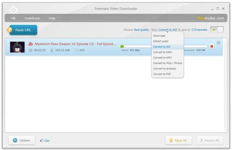 Freemake Video Downloader - Free download and software