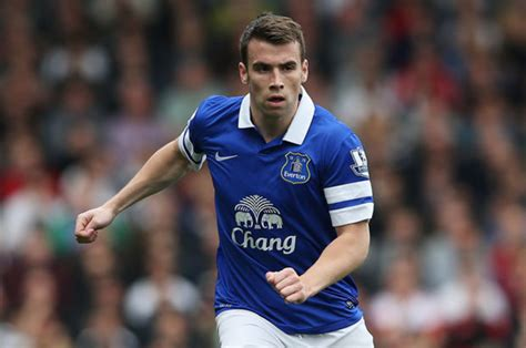 Everton defender Seamus Coleman thinks it is Arsenal who